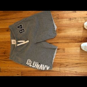 Old navy unisex adult lk nw sz lrg comfy shorts